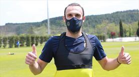 Fenerbahçe'de maske satışı başladı