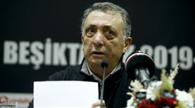Galatasaray'dan Ahmet Nur Çebi'ye tepki