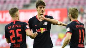 Leipzig golcüleriyle kazandı
