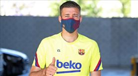 Barça maske satışına başladı