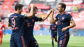 Bayern rekorlarla kazandı