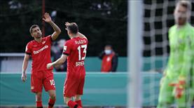 Leverkusen güle oynaya finalde