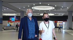 Obradovic İstanbul'a geldi