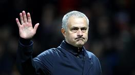 Jose Mourinho'dan federasyona sitem