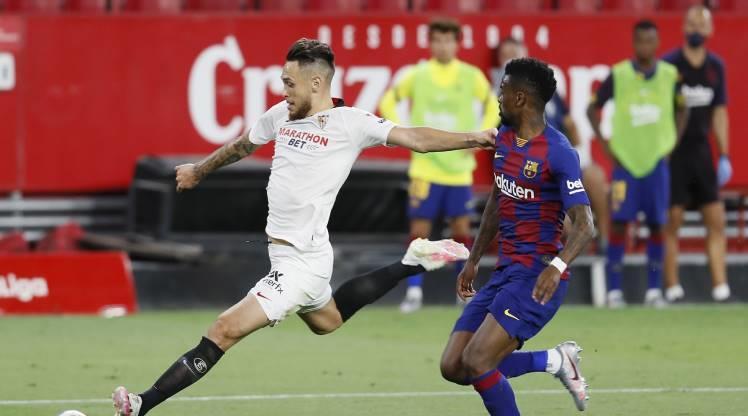 Barça tutukluk yaptı