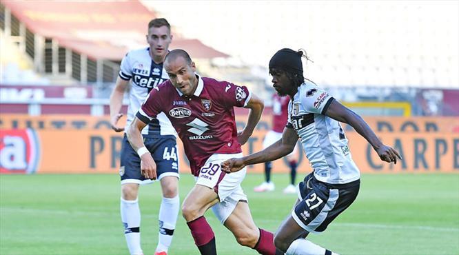 Torino kaçtı, Parma yakaladı