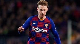 Barça'da De Jong şoku
