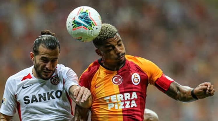 Galatasaray-Gaziantep FK maçının notları burada