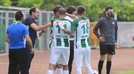 Giresunspor-İstanbulspor: 2-1 (ÖZET)