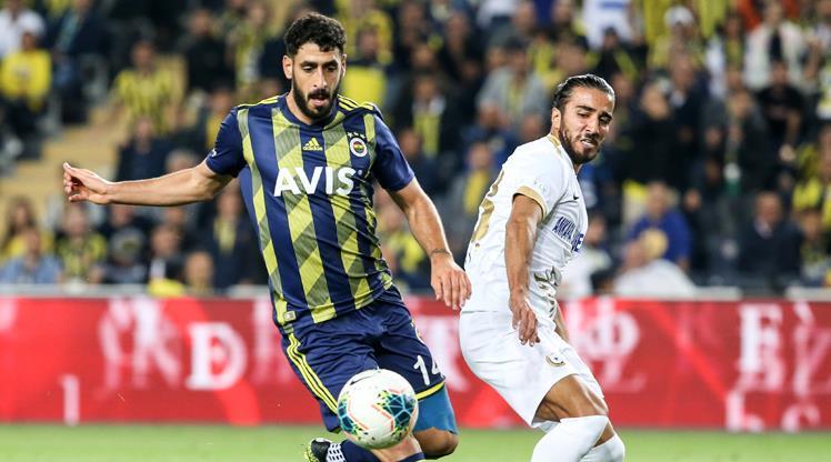 Fenerbahçe'den Tolga Ciğerci açıklaması