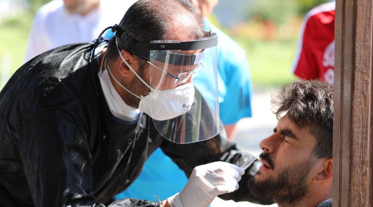 Sivasspor'da testler temiz