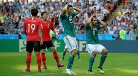 Almanya, 2 yıl önce bugün Dünya Kupası'na veda etti