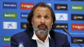 Espanyol'da Fernandez gitti, Rufete geldi