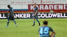 Trabzonspor üstünlüğünü koruyamıyor