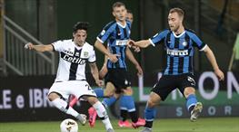 Inter üç dakikada döndü (ÖZET)