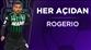 Rogerio'nun golünü tekrar tekrar izleyeceksiniz