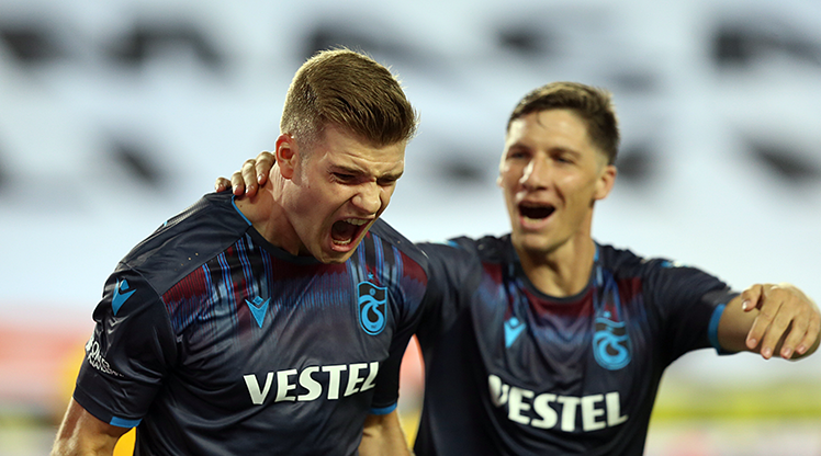 Trabzonspor'da 9 sezonun en iyi dönemi