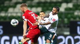 Werder Bremen ateşle oynuyor