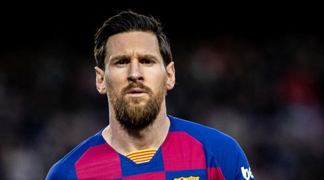 Barcelona'da Messi krizi patlak verdi