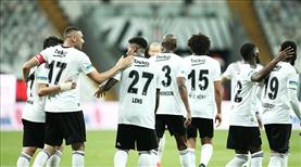Beşiktaş'ın kadrosu açıklandı