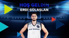 Erdi Gülaslan Türk Telekom'da