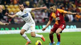 Galatasaray, Ankaragücü karşısında