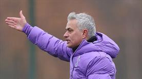 Mourinho'dan Manchester United'a gönderme