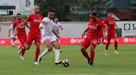 Boluspor - Akhisarspor: 0-1 (ÖZET)