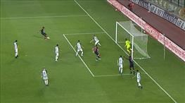İşte Başakşehir'in beraberlik golü! Aslan payı Caiçara'nın