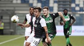 Juventus'ta düşüş sürüyor (ÖZET)