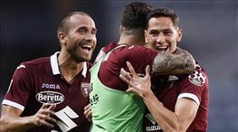 Torino'dan kritik galibiyet (ÖZET)