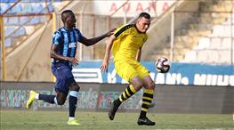 A. Demirspor - İstanbulspor: 3-0 (ÖZET)