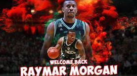 Raymar Morgan yeniden Karşıyaka'da