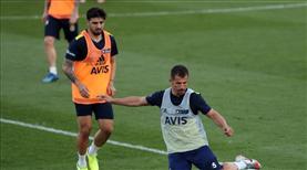 Fenerbahçe çalışmalara devam etti