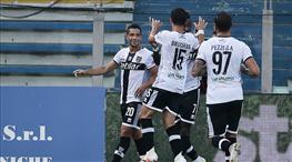 Penaltı düellosunda gülen Parma (ÖZET)