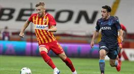 Hes Kablo Kayserispor - Trabzonspor: 1-2 (ÖZET)