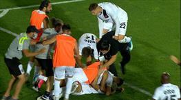 İşte Fatih Karagümrük'e finali getiren gol