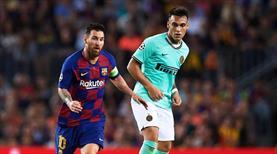 Inter'in 260 milyon euroluk Messi planı