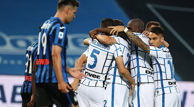 Inter galibiyetle noktaladı (ÖZET)