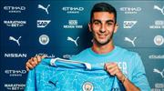 Ferran Torres Manchester City'de