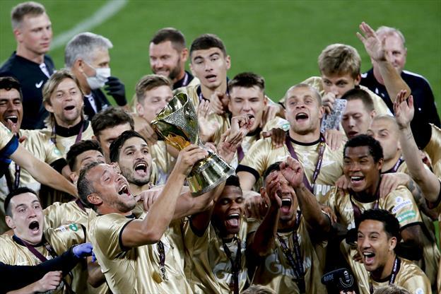Süper Kupa Zenit'in