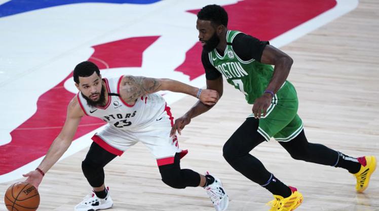 Celtics'ten 46. galibiyet