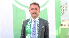 Giresunspor'da yeni başkan Karaahmet