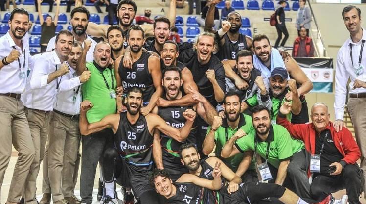 Petkimspor, ING Basketbol Süper Ligi'nde