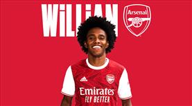 Arsenal, Willian'ı resmen açıkladı
