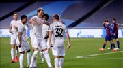 Bayern'den tarihi zafer: 2-8 (ÖZET)
