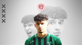 Gökdeniz Bayrakdar Antalyaspor'da