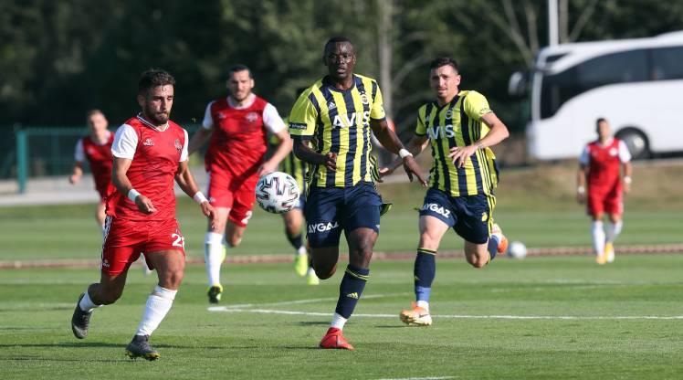 Fenerbahçe, Karagümrük'le berabere kaldı