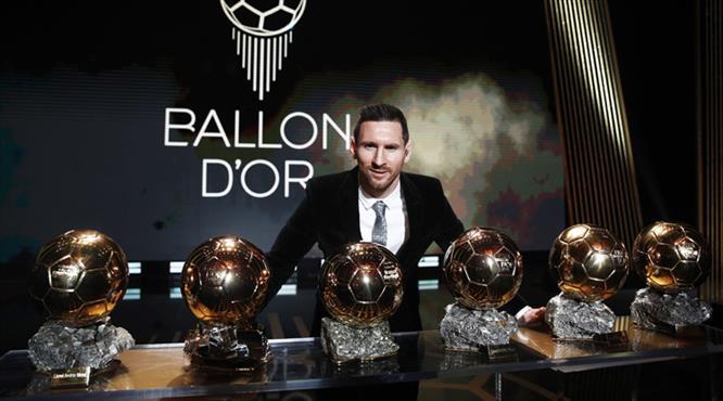 İşte Lionel Messi'nin rekorları