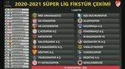 Süper Lig'de ilk hafta programı ve derbi tarihleri